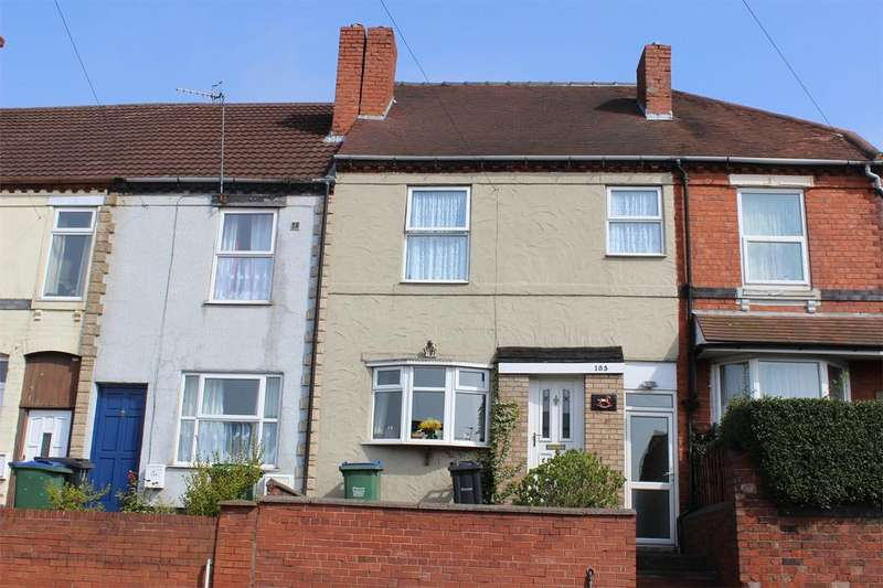 3 Bedrooms Terraced House for sale in 135 Powke Lane, ROWLEY REGIS, West Midlands