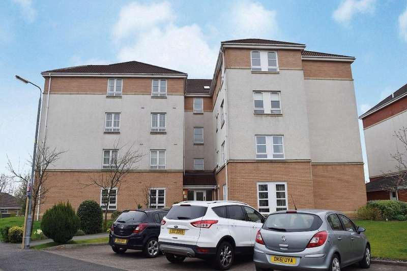 2 Bedrooms Flat for sale in Old Castle Gardens, Flat 0/1, Cathcart, Glasgow, G44 4SP