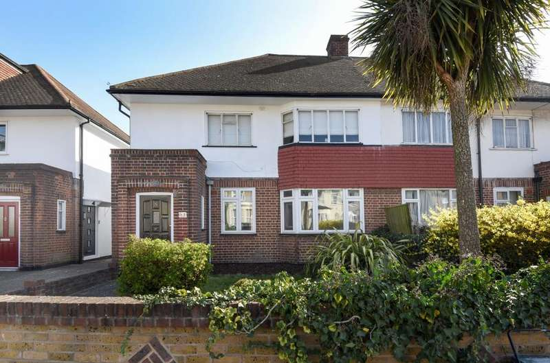2 Bedrooms Flat for sale in Palace Grove Bromley BR1