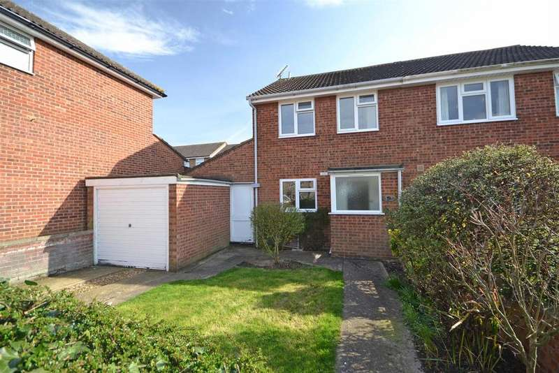 3 Bedrooms Semi Detached House for sale in Fitzwilliam Road, Stamford