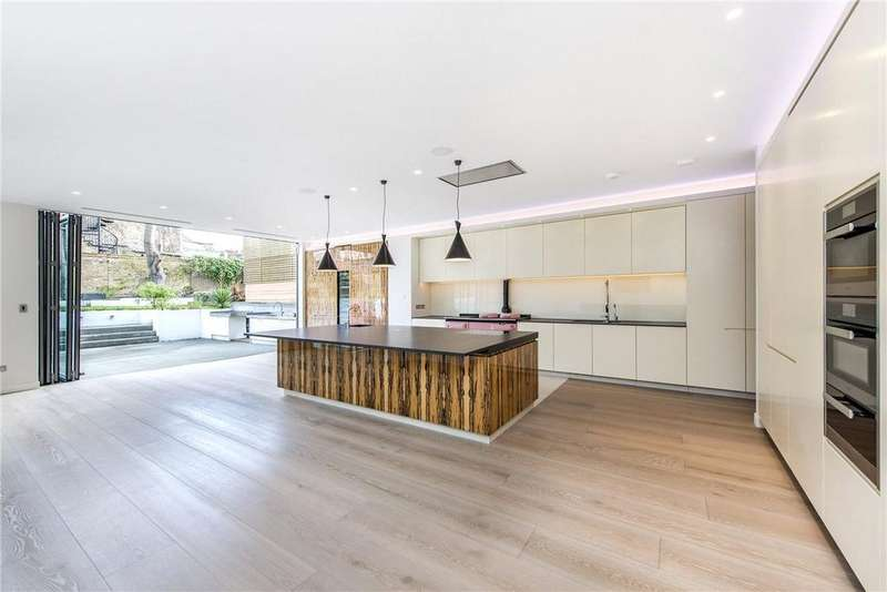 7 Bedrooms End Of Terrace House for sale in Stevenage Road, London, SW6