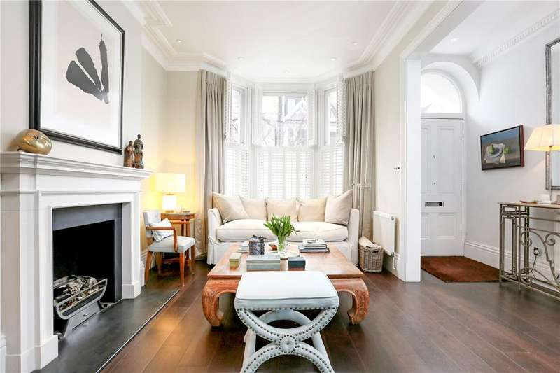 5 Bedrooms Terraced House for sale in Tournay Road, Fulham, London, SW6