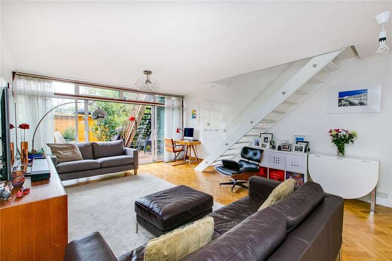 3 Bedrooms Terraced House for sale in Raleigh Road, Richmond, Surrey