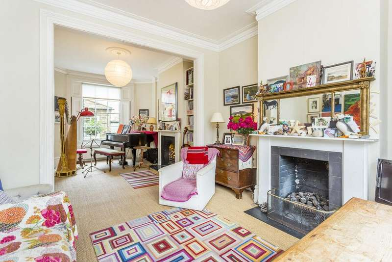4 Bedrooms Terraced House for sale in Wingate Road, Brackenbury, London, W6