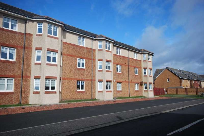 2 Bedrooms Apartment Flat for sale in 4 Wood Court, Troon, KA10 6BB
