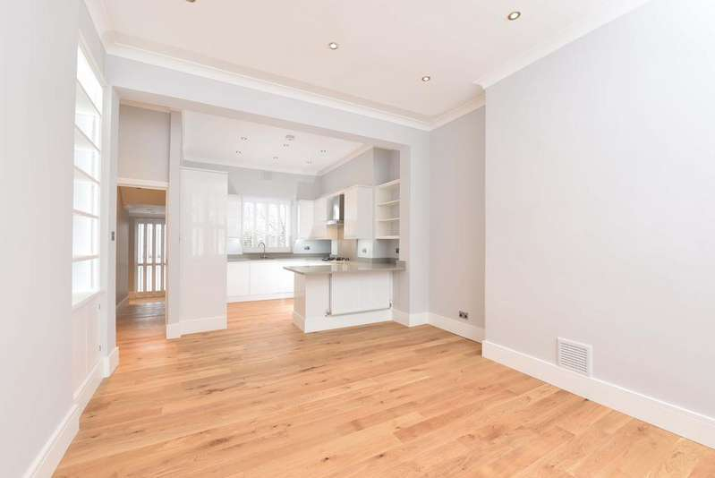 2 Bedrooms Flat for sale in Cologne Road, SW11