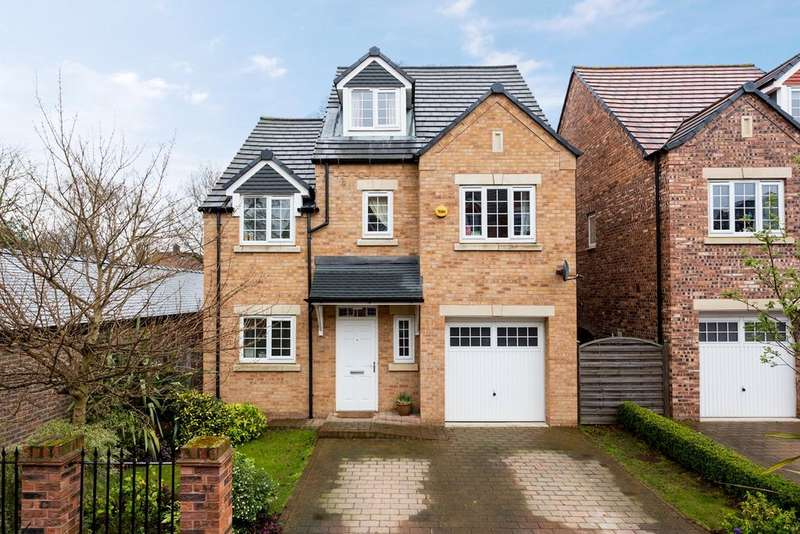 4 Bedrooms Detached House for sale in College Court, Dringhouses, York, YO24