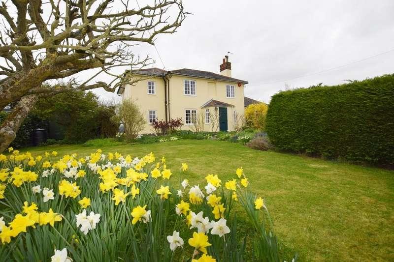 4 Bedrooms Detached House for sale in Mount Bures Green, Mount Bures