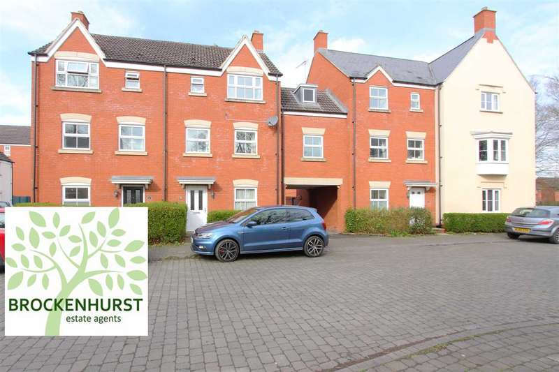 3 Bedrooms Terraced House for sale in Cossor Road, Pewsey