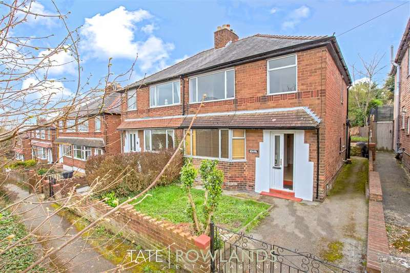 3 Bedrooms Semi Detached House for sale in Gadlys Lane, Bagillt