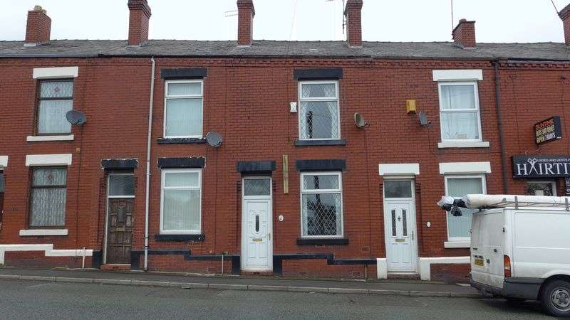 2 Bedrooms Terraced House for sale in Foundry Street, Dukinfield