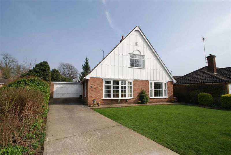 4 Bedrooms Detached Bungalow for sale in Burton Close, Boston