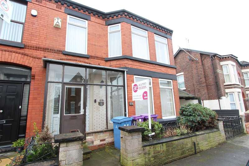 4 Bedrooms End Of Terrace House for sale in Russian Drive, Stonycroft, Liverpool
