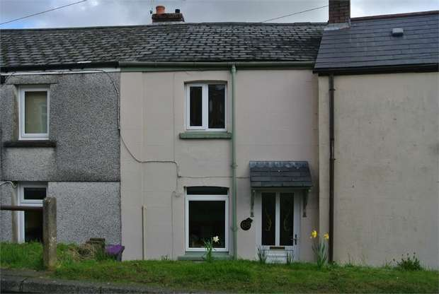 2 Bedrooms Terraced House for sale in Manor Road, Abersychan, PONTYPOOL, Torfaen
