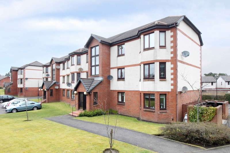 2 Bedrooms Flat for sale in Waverley Crescent, Livingston, West Lothian, EH54 8JT