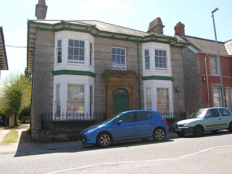 2 Bedrooms Flat for sale in Fore Street, Chard