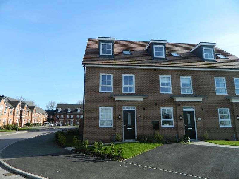 4 Bedrooms House for sale in Patrons Drive, Sandbach