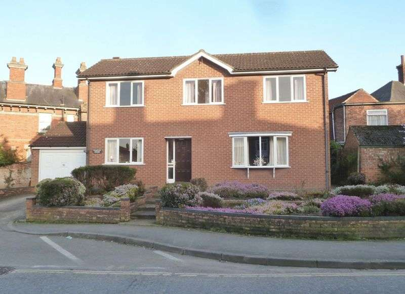 2 Bedrooms Detached House for sale in Ashby Road, Spilsby