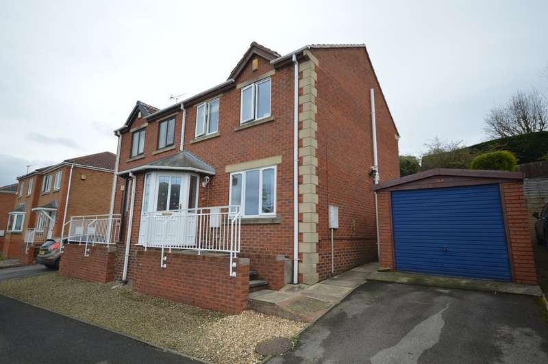 3 Bedrooms Semi Detached House for sale in Hollin Drive, Durkar, Wakefield