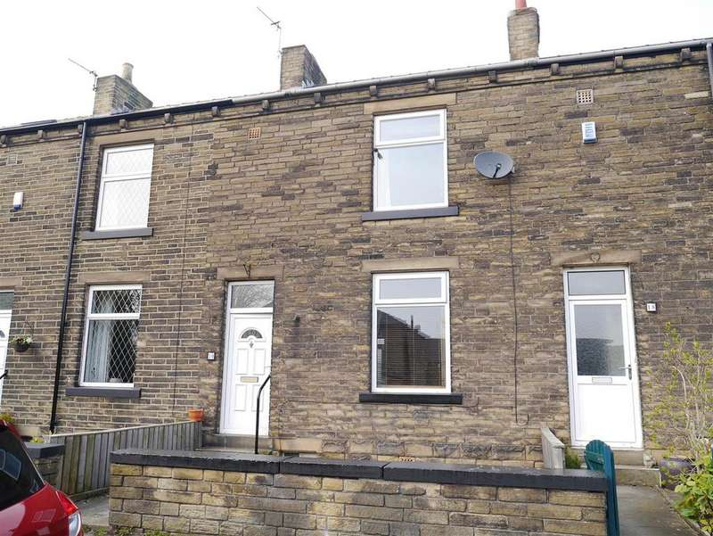 2 Bedrooms Terraced House for sale in Brookfoot Avenue, Birkenshaw, BD11 2JS