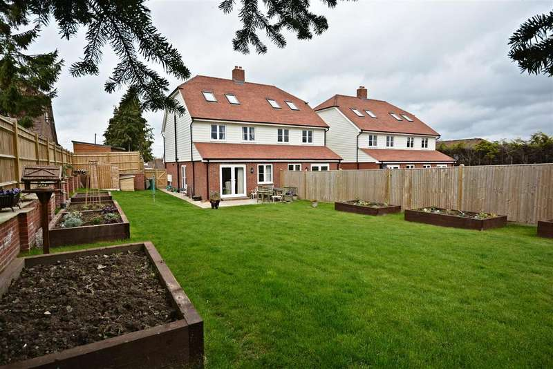4 Bedrooms House for sale in Shrub Lane, Burwash, Etchingham