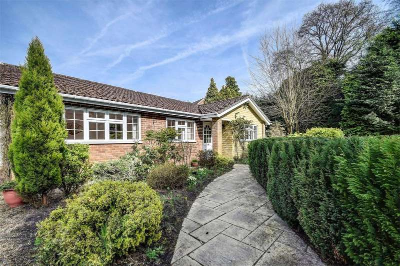 3 Bedrooms Detached Bungalow for sale in Kingswood Lane, HINDHEAD, Surrey