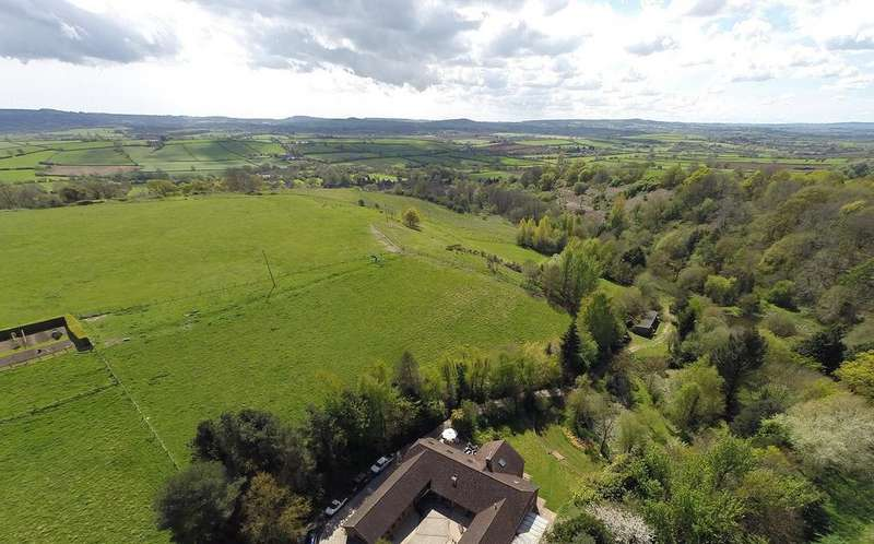 8 Bedrooms Detached House for sale in Green Lane, Chinnock Hill, East Chinnock