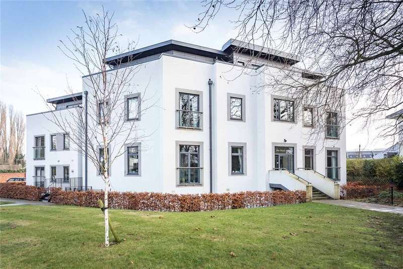 2 Bedrooms Flat for sale in The Pond House, 19 Pittville Crescent, Cheltenham, Gloucestershire, GL52