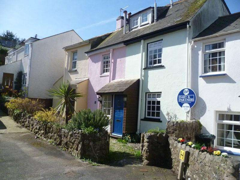 3 Bedrooms Terraced House for sale in Crown Square, Shaldon, Teignmouth