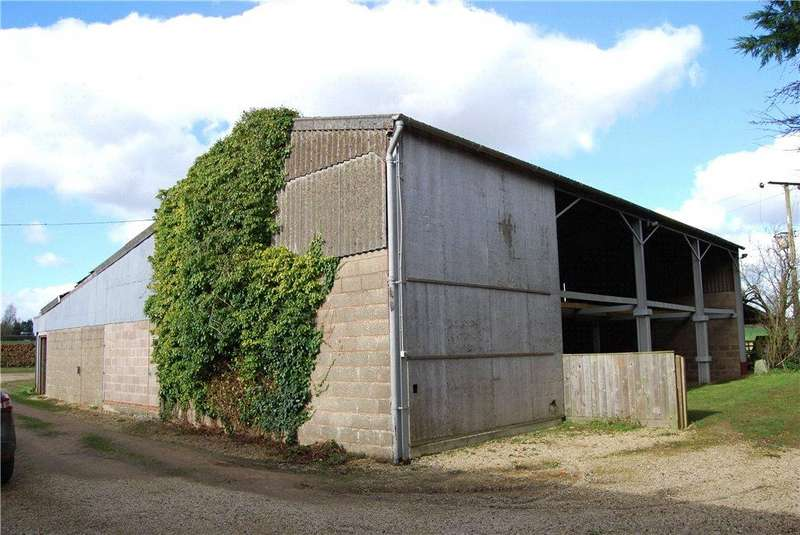3 Bedrooms Semi Detached House for sale in Haw Cross Lane, Redmarley, Gloucestershire, GL19