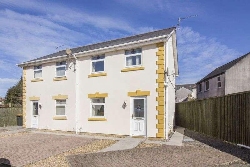 3 Bedrooms Semi Detached House for sale in Merriott Place, Newport