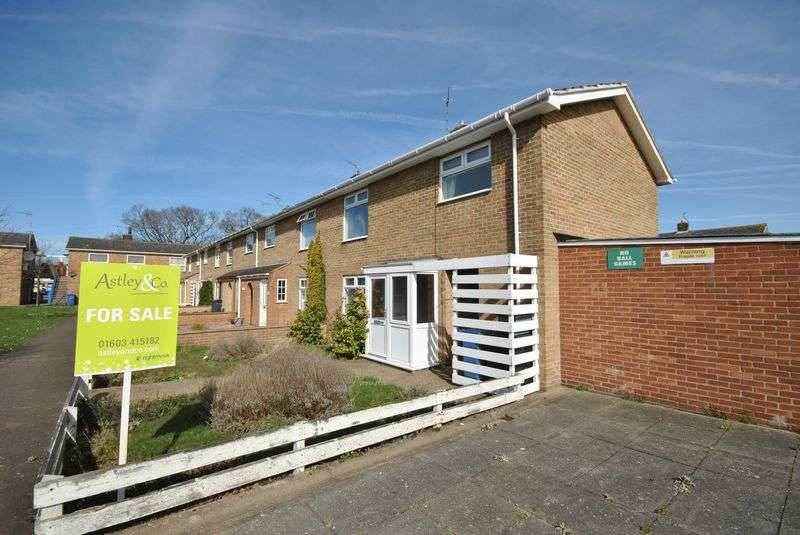 3 Bedrooms Terraced House for sale in Sale Road, Heartsease, Norwich