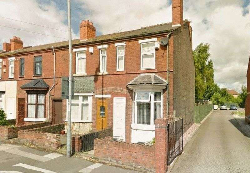 2 Bedrooms Terraced House for sale in Bilston Lane, Willenhall