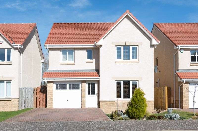 4 Bedrooms Detached House for sale in 39 Sandee, Tranent, East Lothian, EH33 2DT