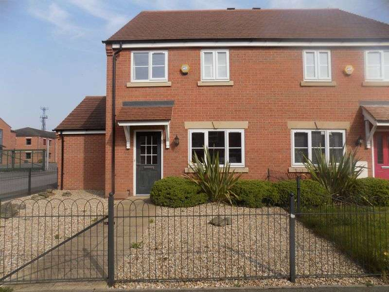 3 Bedrooms Semi Detached House for sale in Thrumpton Lane, Retford