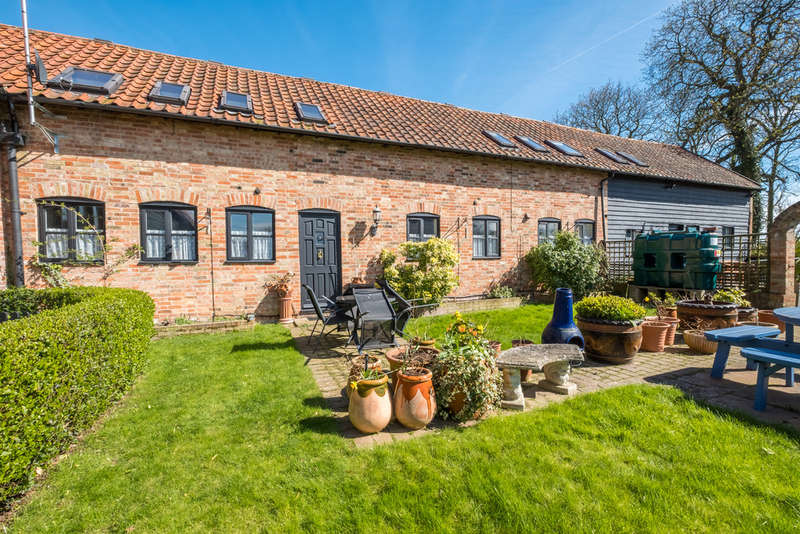 Unique Property for sale in Clamp Farm Barns, Creeting St Peter