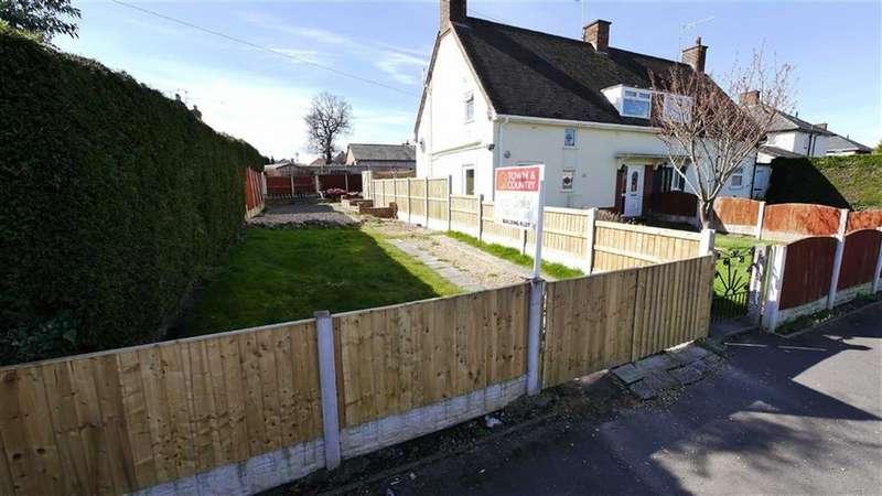 Land Commercial for sale in Oakley Road, Mancot, Deeside, Flintshire