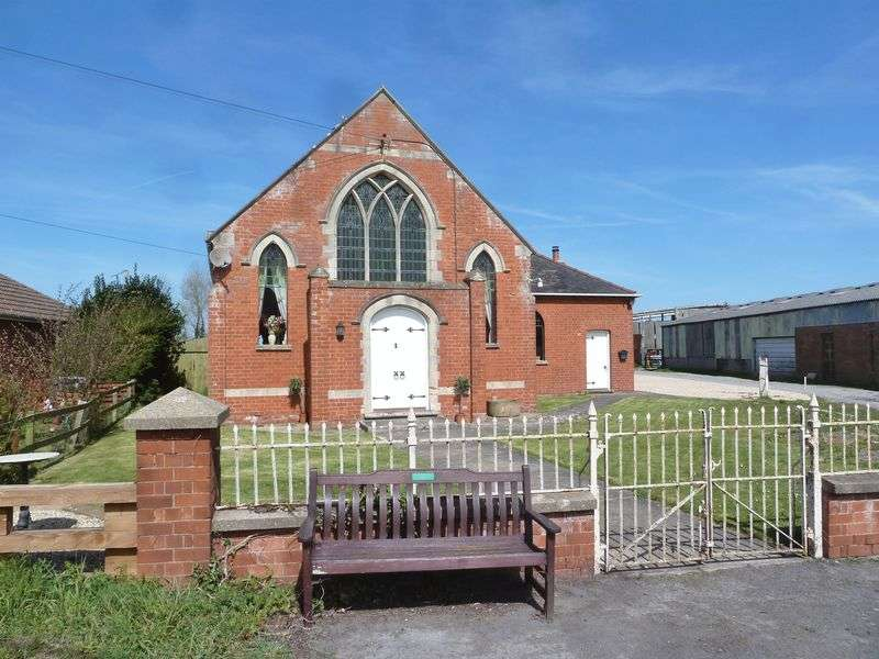 4 Bedrooms Detached House for sale in Gunby Road, Orby, Near Skegness