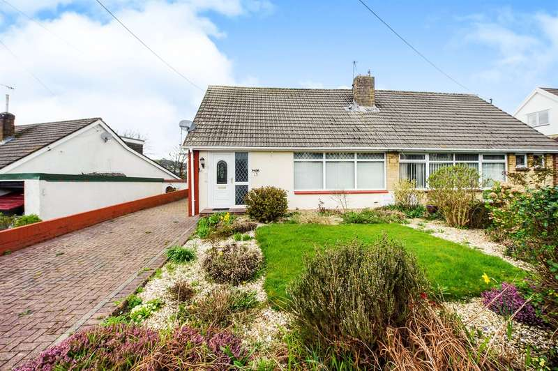 2 Bedrooms Semi Detached House for sale in Heol Dowlais, Efail Isaf, Pontypridd