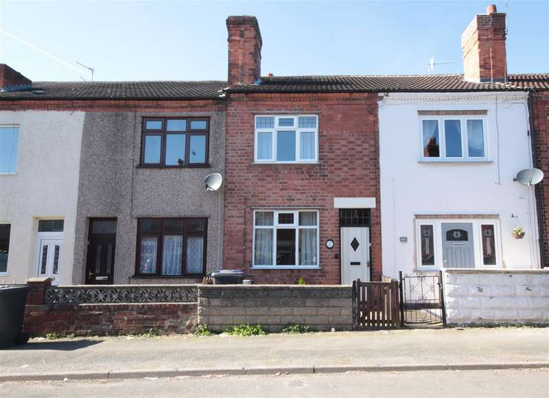 2 Bedrooms Terraced House for sale in Kingston Avenue, Ilkeston