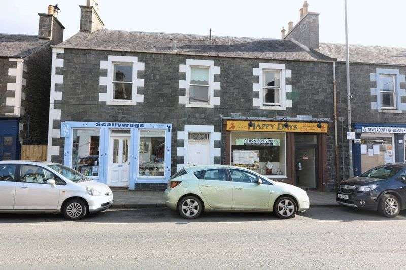 4 Bedrooms Flat for sale in 19 High Street, Innerleithen