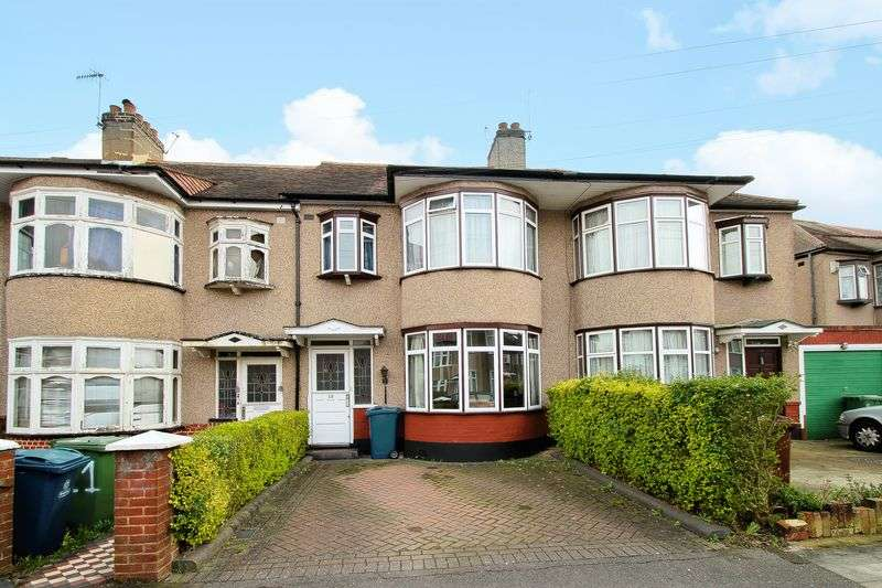 3 Bedrooms Terraced House for sale in Grosvenor Avenue, North Harrow