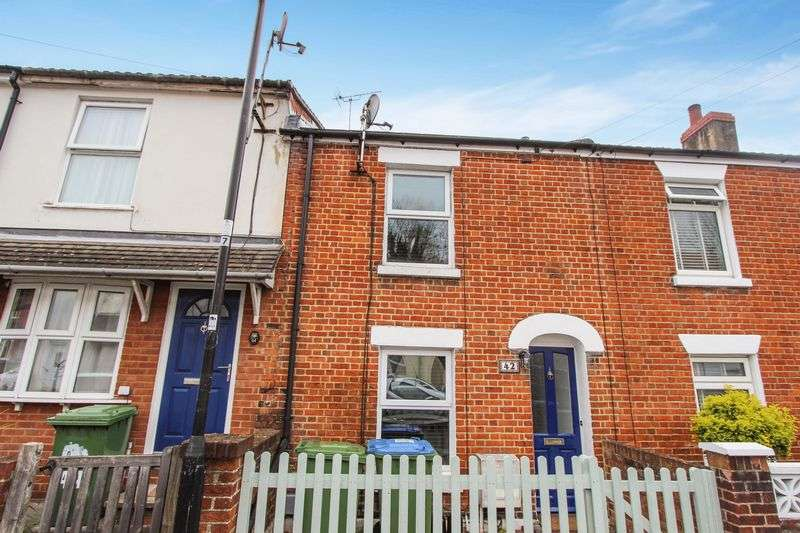 2 Bedrooms Terraced House for sale in Portswood