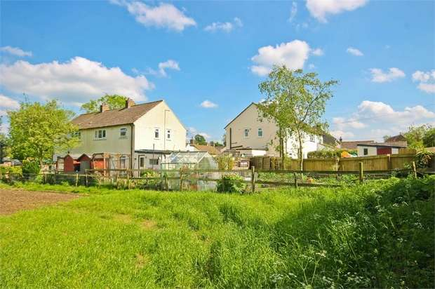 3 Bedrooms Semi Detached House for sale in Wanstrow, SHEPTON MALLET, Somerset, UK