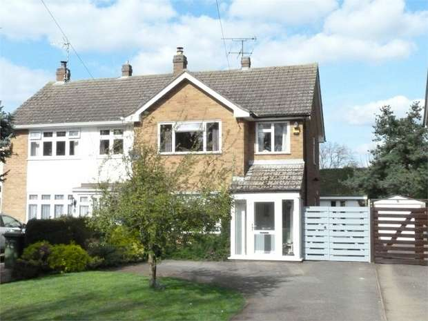 3 Bedrooms Semi Detached House for sale in Frolesworth