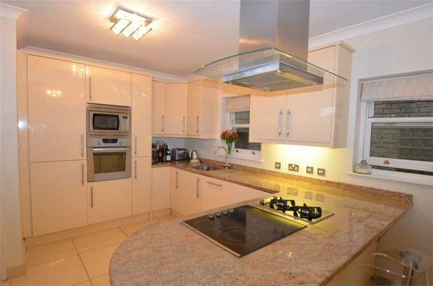 2 Bedrooms Flat for sale in Glendower Lodge, The Rise, Mill Hill