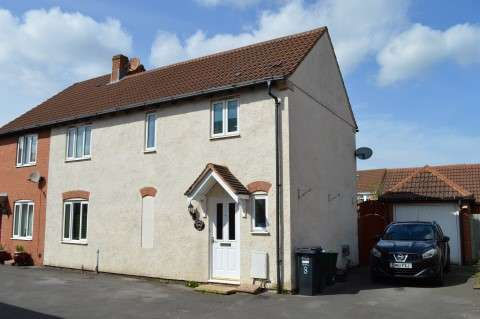 3 Bedrooms Semi Detached House for sale in Carberry View, Weston Village, Weston-super-Mare