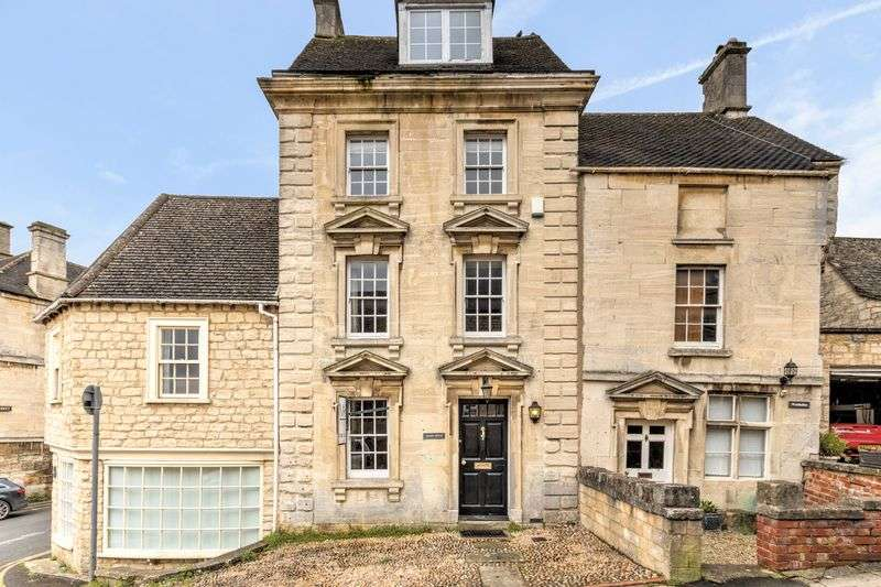 3 Bedrooms Terraced House for sale in Bisley Street, Painswick