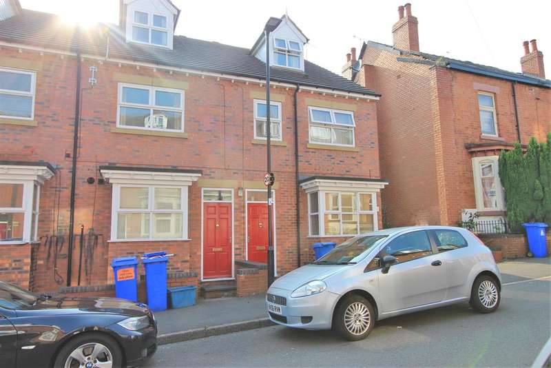 2 Bedrooms Duplex Flat for sale in Holland Road, Sheffield, ,S2 4UT