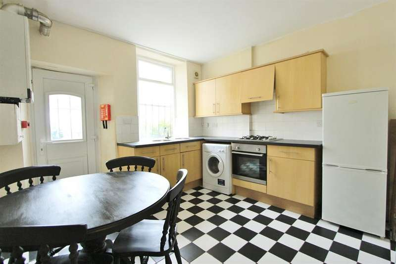 5 Bedrooms Flat for rent in Crookes, Sheffield, S10 1UH